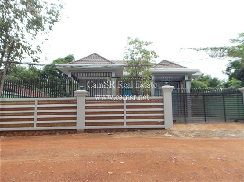 Villa for Rent in Siem Reap – Slor Kram