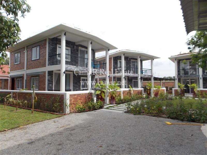 Compound Villa for Rent in Siem Reap – Sala Komreuk