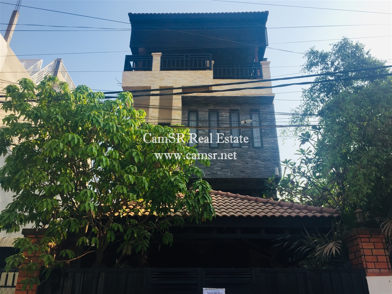 House For Rent in Siem Reap-Svay Dangkum