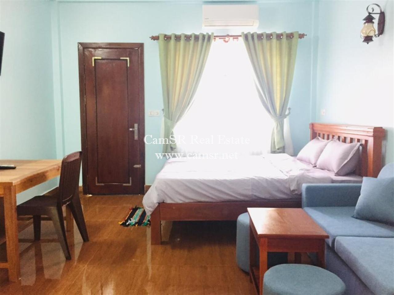 Apartment for Rent in Siem Reap-Svay Dangkum
