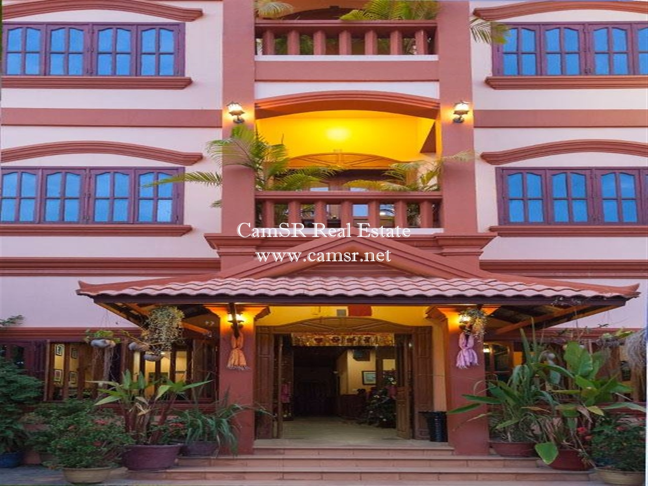 Guesthouse for Rent in Siem Reap – Svay Dangkum