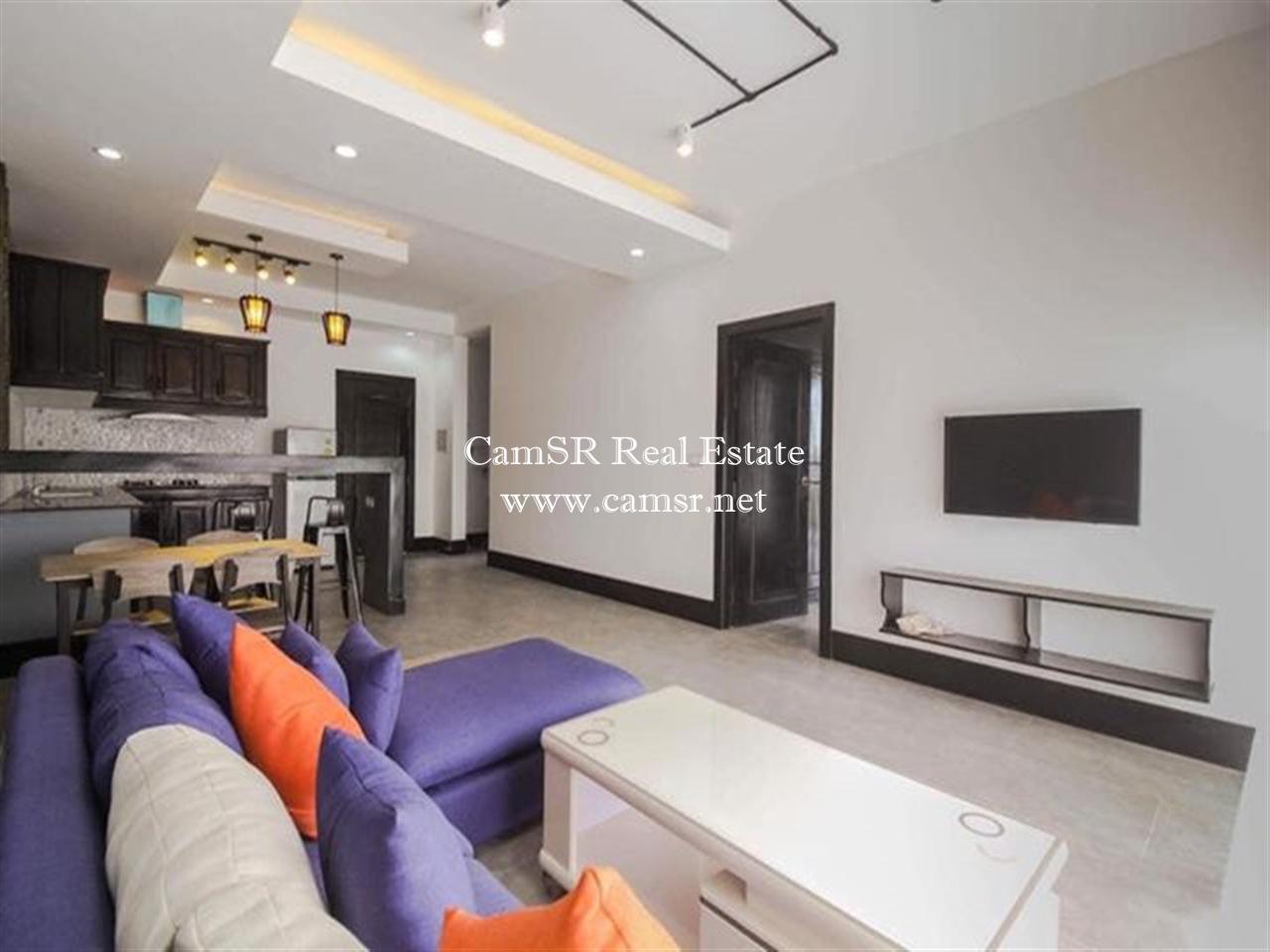 Apartment for Rent in Siem Reap-Slor Kram