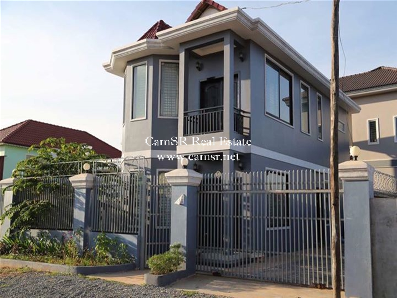 House for Sale in Siem Reap – Svay Dangkum