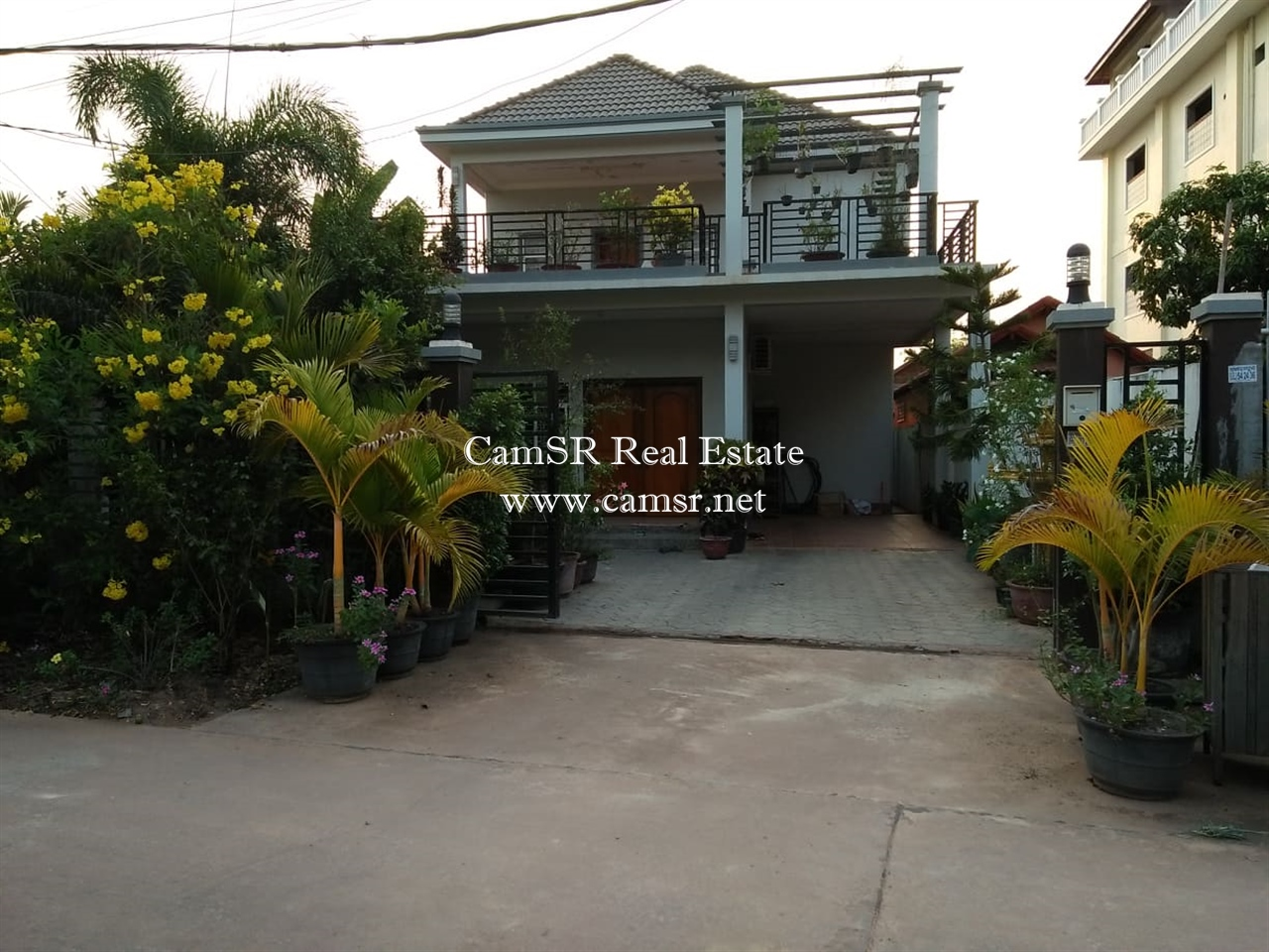 House for Sale in Siem Reap – Svangkum