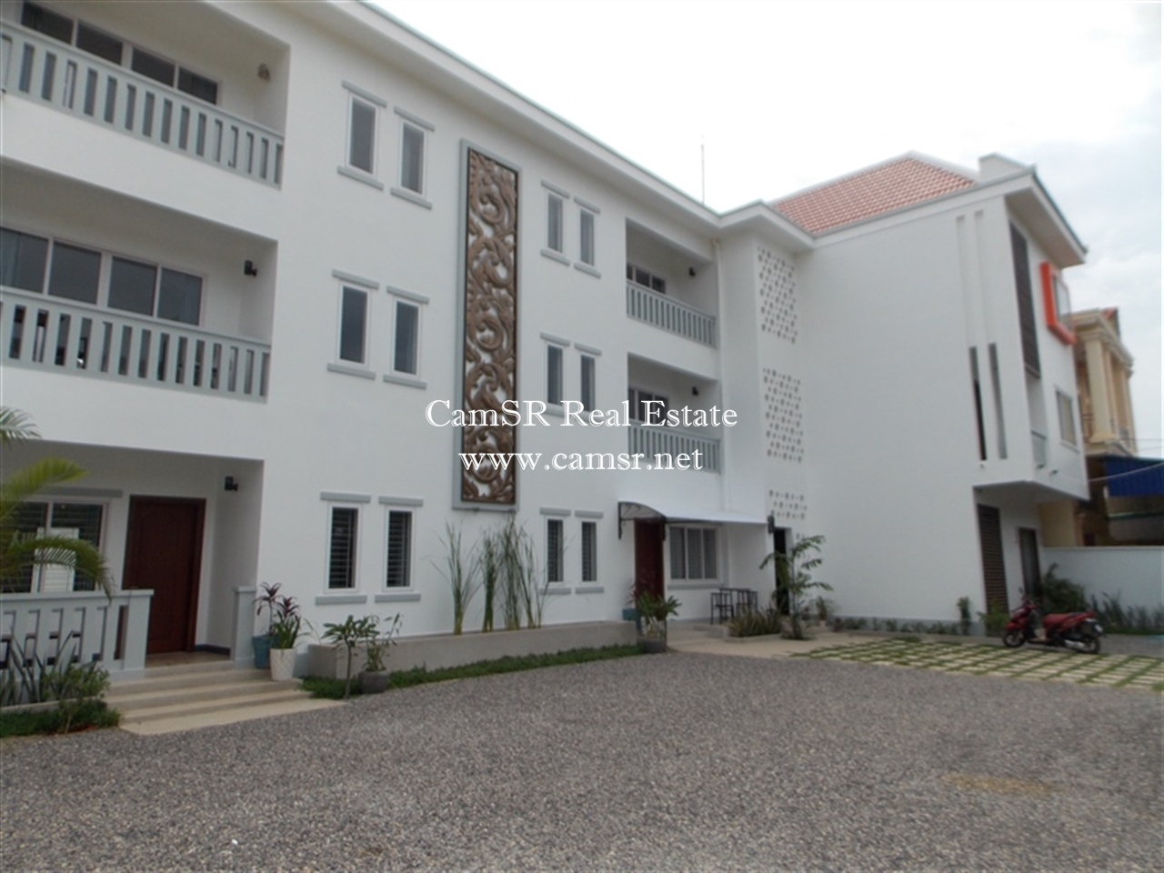 Apartment Block for Rent in Siem Reap – Slor Kram
