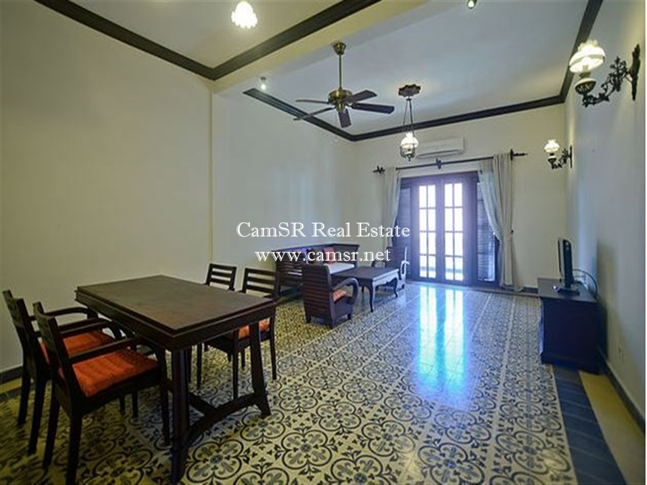Apartment for Rent in Siem Reap – Svay Dangkum