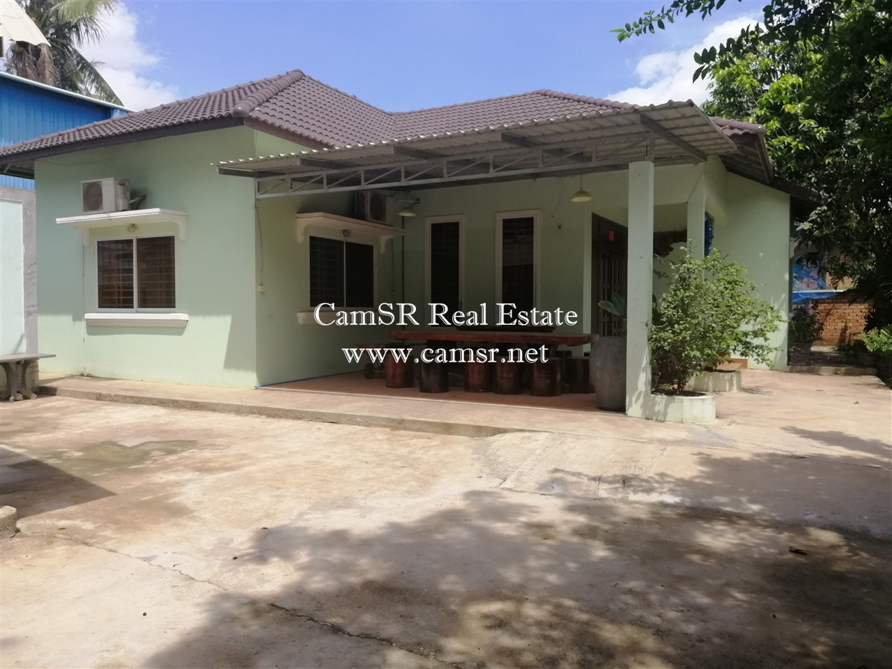 House for Rent in Siem Reap – Slor Kram