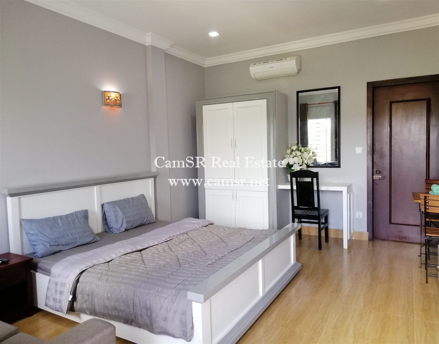 Apartment for Rent in Siem Reap – Slor Kram