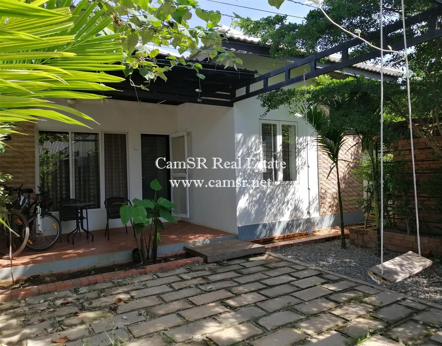 House for Rent in Siem Reap – Slor Kram