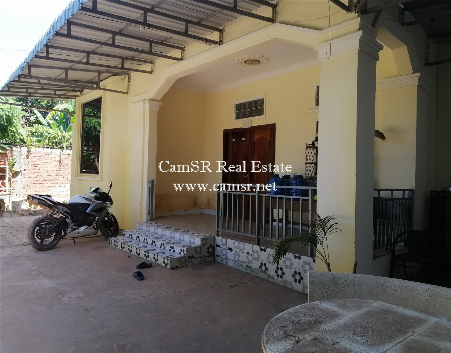 House for Rent in Siem Reap – Svay Dangkum