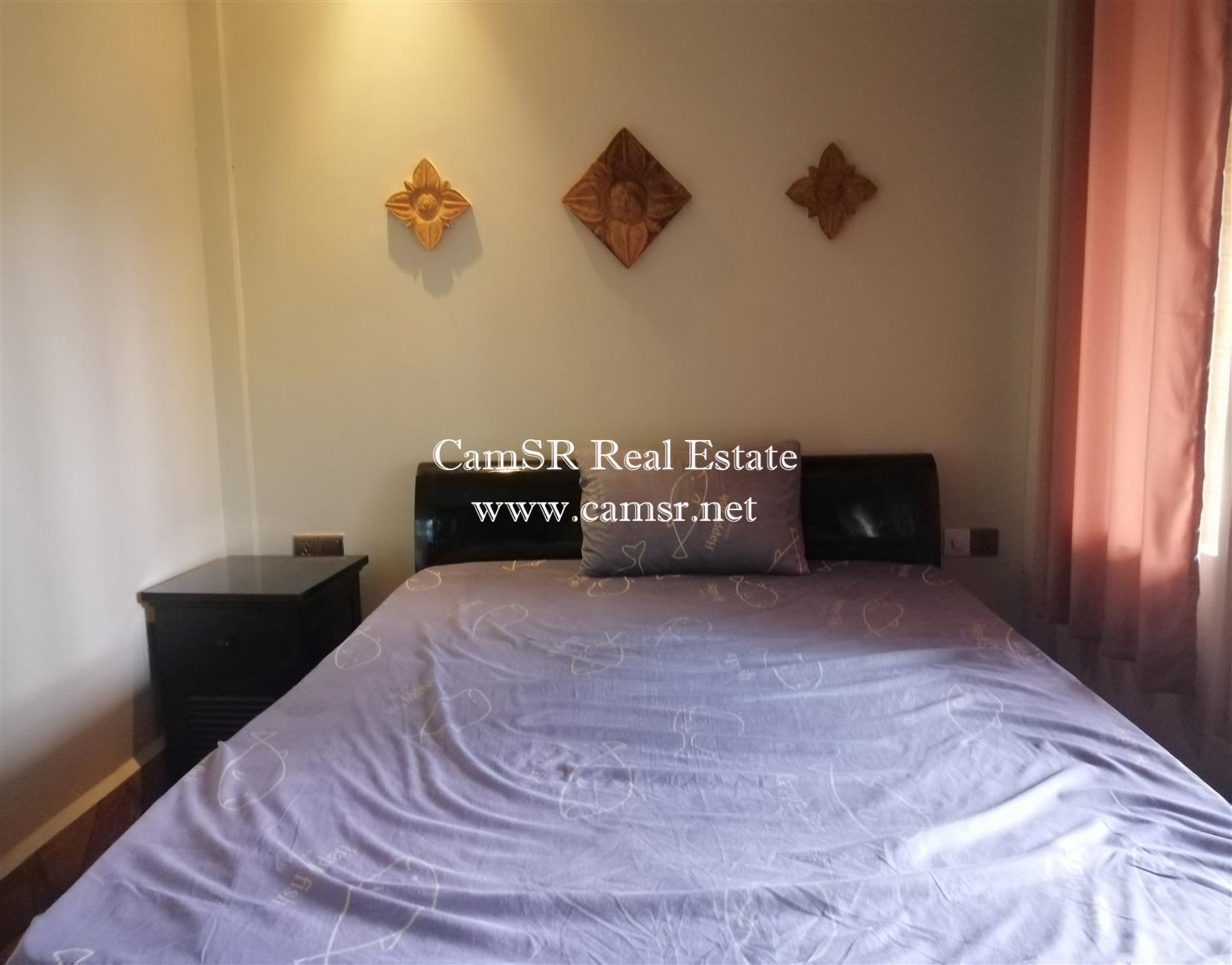 Apartment for Rent in Siem Reap – Slor Kram