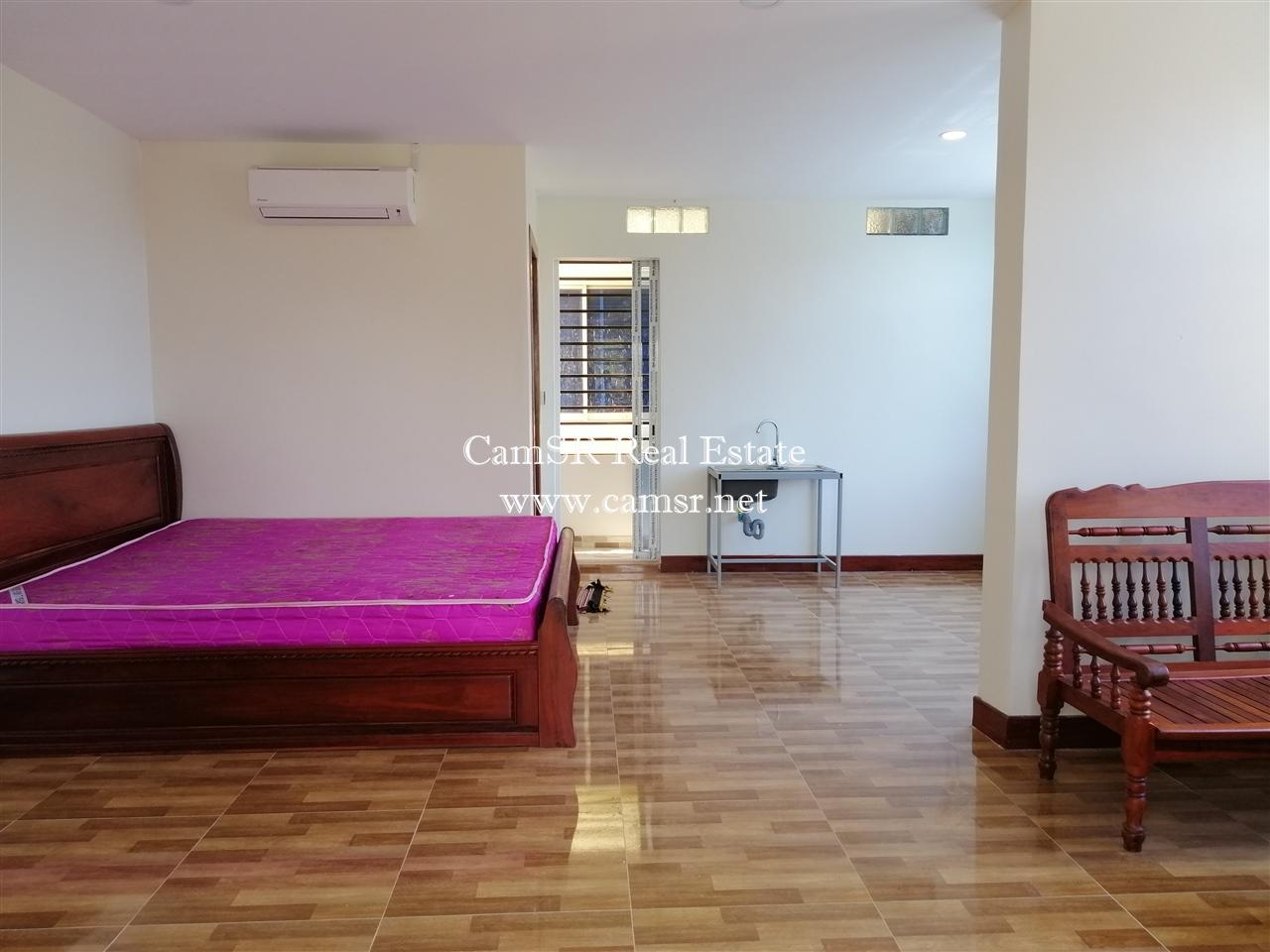 Studio Room For Rent in Siem Reap-Sala Kamreuk