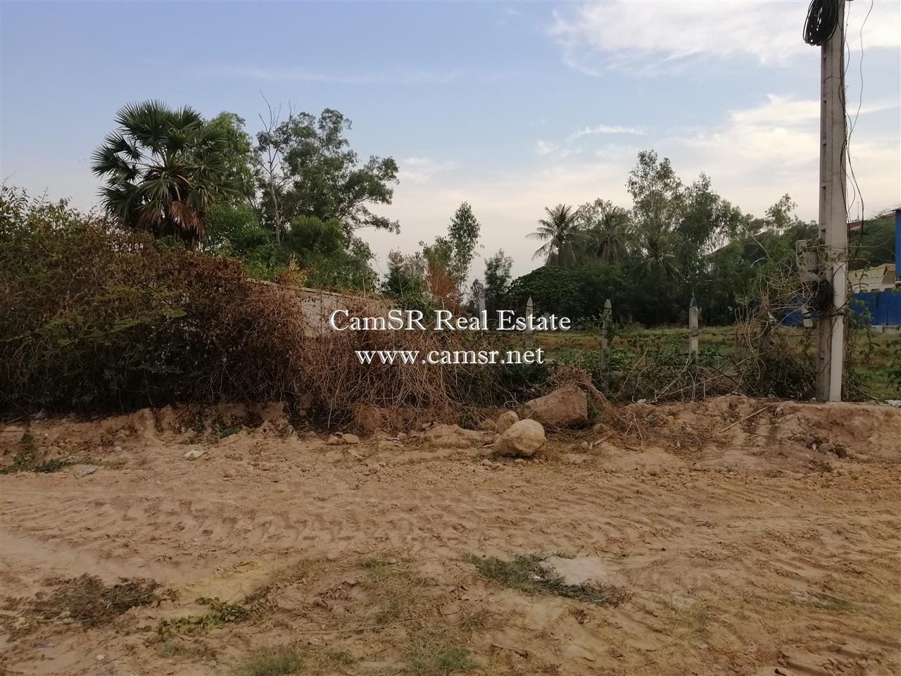 Land for Sale in Siem Reap – Svay Dangkum