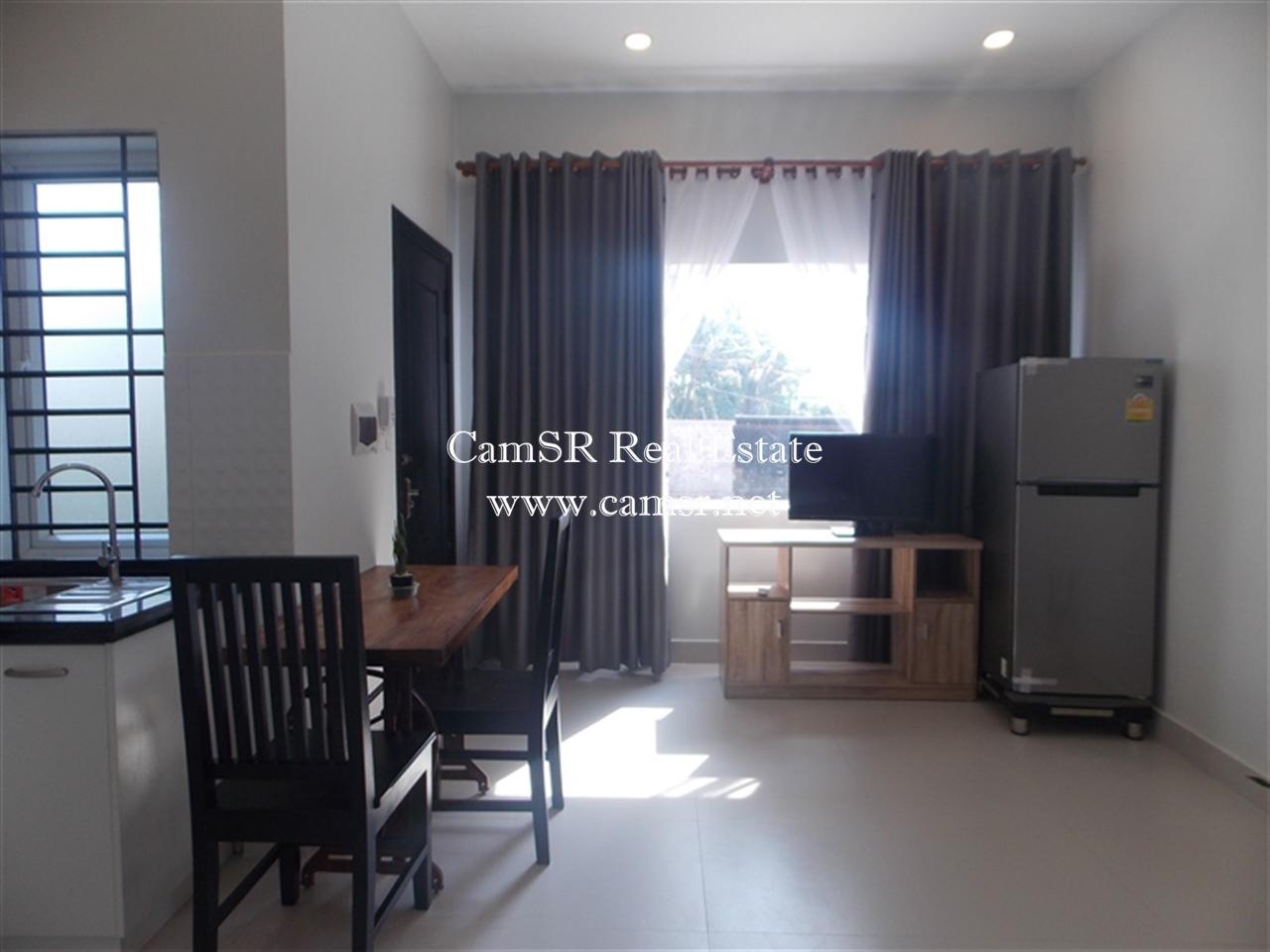 Studio Room for Rent in Siem Reap – Sala Kamreuk