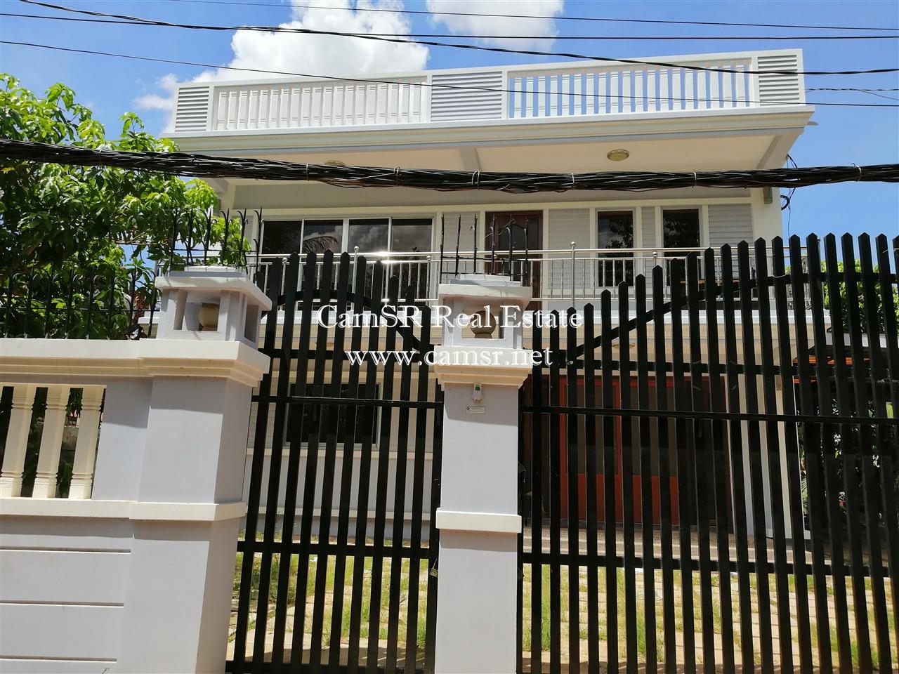 House for Sale in Siem Reap – Svay Dangkum
