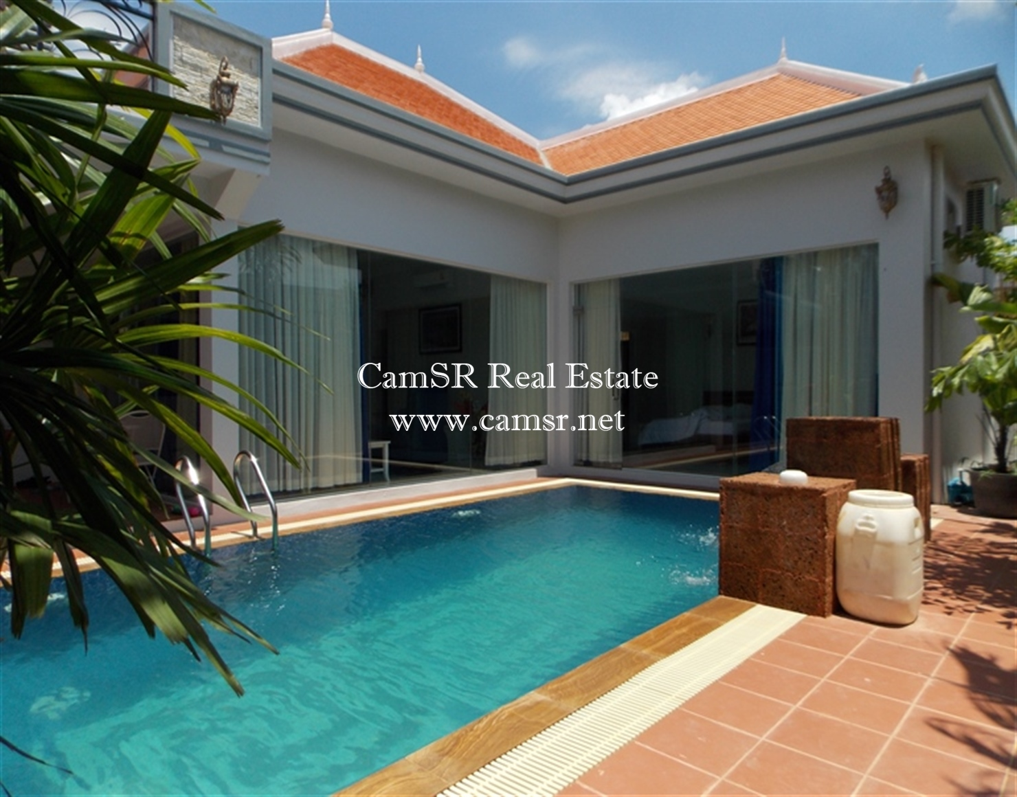 Villa for Rent in Siem Reap – Svay Dangkum