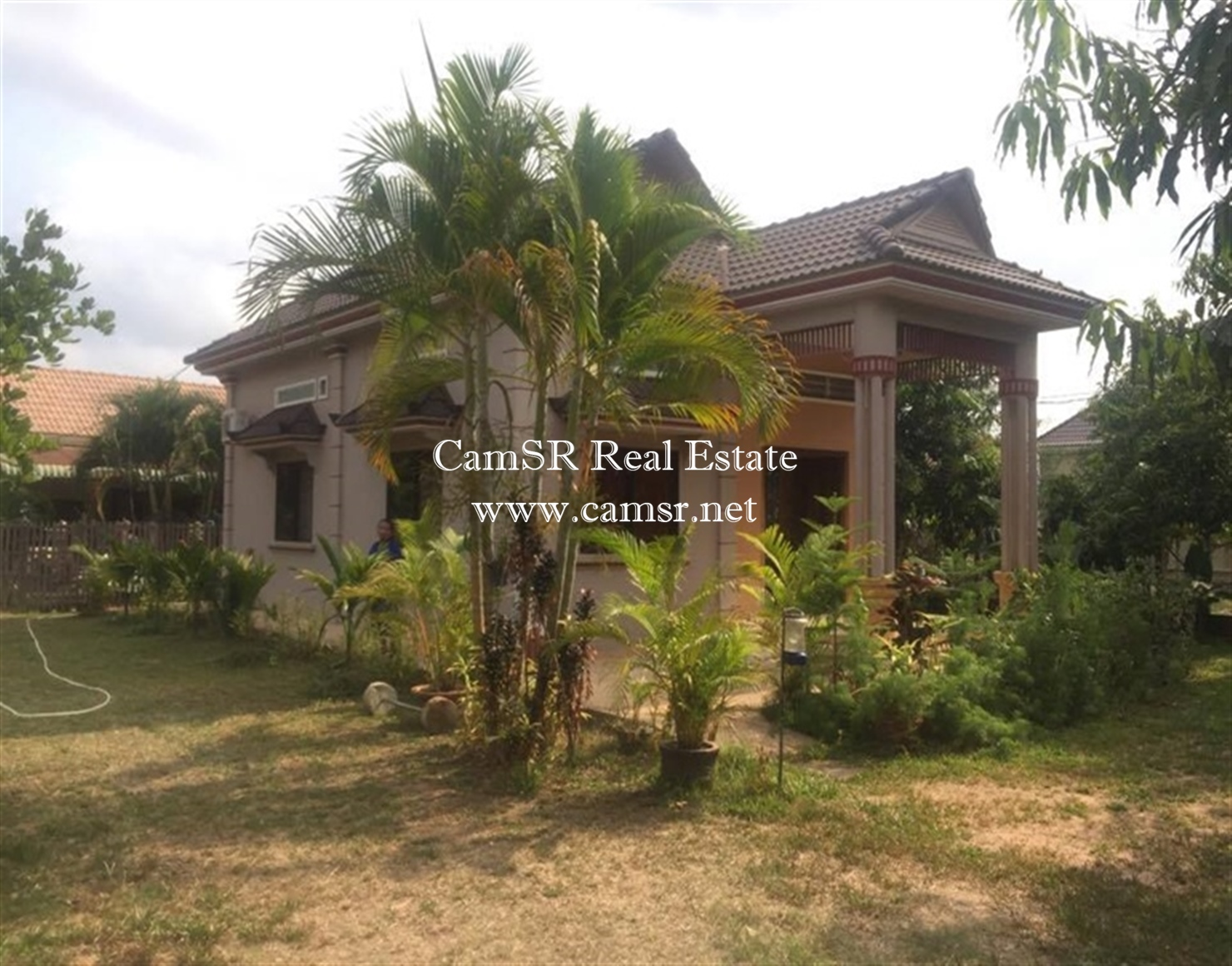 House for Rent in Siem Reap – Sala Kamreuk